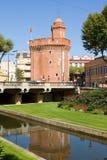Perpignan, Frankreich lizenzfreies stockbild