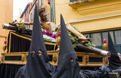 Perpignan - The Procession de la Sanch Stock Photos