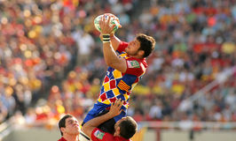 Perpignan S Player Damien Chouly Stock Images