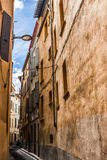 Perpignan streets Stock Photo