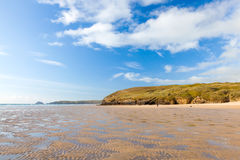 Perranporth Royalty Free Stock Images