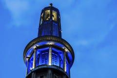 Perret塔在格勒诺布尔 免版税库存图片