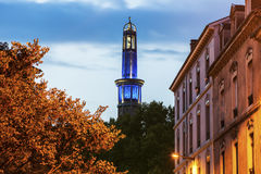 Perret Tower in Grenoble Stock Image