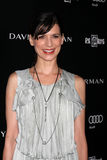 Perrey Reeves. LOS ANGELES - OCT 18:  Perrey Reeves arriving at the PS Arts 20th Anniversary Event at the Sunset Tower Hotel on October 18, 2011 in West Royalty Free Stock Image