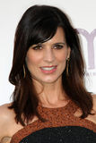 Perrey Reeves. LOS ANGELES - OCT 15:  Perrey Reeves arriving at the 2011 Environmental Media Awards at the Warner Brothers Studio on October 15, 2011 in Beverly Royalty Free Stock Photo