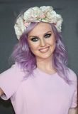 Perrie Edwards Stock Afbeelding