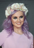 Perrie Edwards, Weinig Mengeling Royalty-vrije Stock Foto's