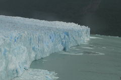 Perrito Moreno Glacier Argentina Photos stock
