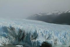 Perrito Moreno Glacier Argentina Photos libres de droits