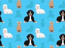 Perro Cat Wallpaper 2 Fotografía de archivo libre de regalías