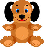 Perro de la historieta Imagen de archivo