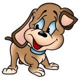 Perro de perrito Imagenes de archivo
