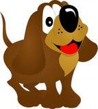 Perro de perrito Fotografía de archivo libre de regalías