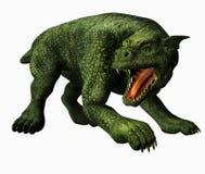 Perro del Gargoyle ilustración del vector