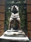 Perro del monumento fotos de archivo libres de regalías