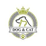 Perro y gato libre illustration