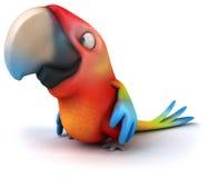 Perroquet Image libre de droits