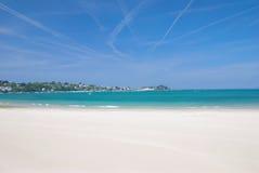 Perros-Guirec, Brittany, Bretagne, Francja Obrazy Stock
