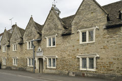 Perry & Dawes Almshouses Stock Image