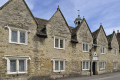 Perry & Dawes Almshouses Royalty Free Stock Photos