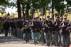Free Perryville Battlefield Reenactment Royalty Free Stock Photos - 79741818
