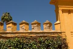 Persönliche Ansicht von Sevilla stockbild