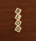 Persönliche Blog-Schlagzeile Social Networking-Konzept Lizenzfreies Stockbild
