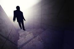 Persönliche Entwicklungsweise bis zum Erfolg Lizenzfreie Stockfotos