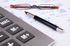Persönliche Finanzierung Lizenzfreies Stockbild