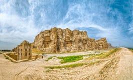 Pers krzyżuje panoramę Obrazy Royalty Free
