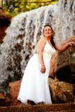 Perseguindo cachoeiras Imagens de Stock