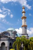 persekutuan wilayah för masjid Royaltyfria Foton