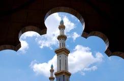 persekutuan wilayah för masjid Royaltyfri Bild