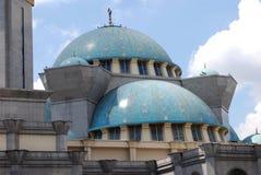 persekutuan wilayah för masjid Arkivbilder