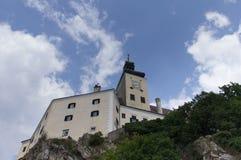 Persenbeug-Schloss Stockfotografie