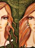 Persephone Royalty Free Stock Image