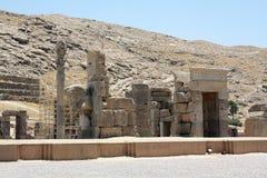 Persepolis Ιράν Στοκ εικόνα με δικαίωμα ελεύθερης χρήσης
