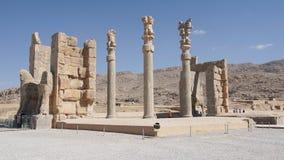 Persepolis κοντά στη Shiraz, Ιράν, Ασία Στοκ Εικόνες