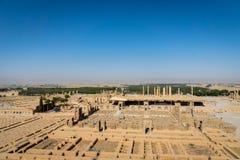 Persepolis в Иране стоковое фото rf