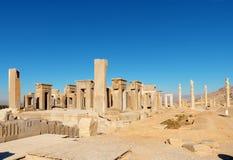 Persepolis, дворец Darius Стоковые Изображения RF