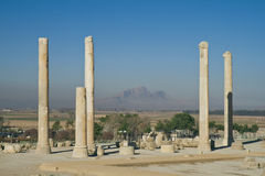 Persepolis - Apadana Palace Stock Photography