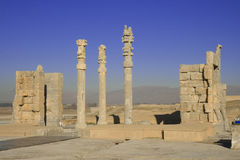 Persepolis - The Gate of All Nations Stock Image