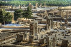 Persepolis. The 2500 years old capital of the old Persian empire