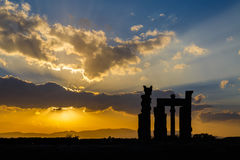 Persepolis. In 500 B.C. It would be Persepolis, Persia. And now, it has become a popular destination for foreign tourists and Iranian citizens alike.Waiting for Royalty Free Stock Images