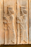 Persepolis Bas Relief Royalty Free Stock Photos