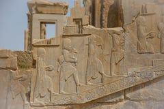 Persepolis, der Iran Stockfotografie
