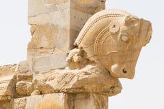 Persepolis, der Iran Lizenzfreie Stockfotografie