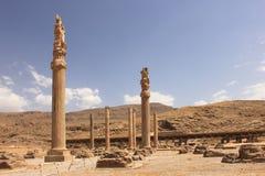Persepolis (der Iran) Stockfoto