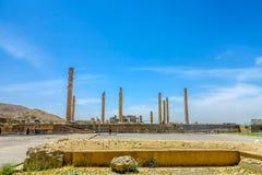 Persepolis Dziejowy miejsce 03 zdjęcia stock