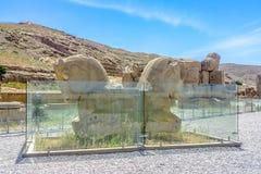 Persepolis Dziejowy miejsce 05 fotografia stock